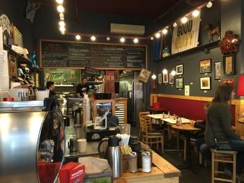 Caffe Lieto Inside
