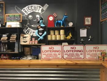Caffe Lieto Biscuit Bitch