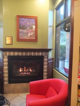 Cederberg Fireplace