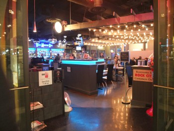 Rock City Bar Seating