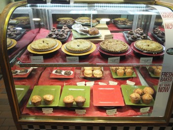 Perkins Bakery Display