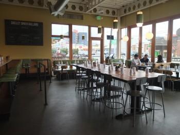 Skillet Diner Interior