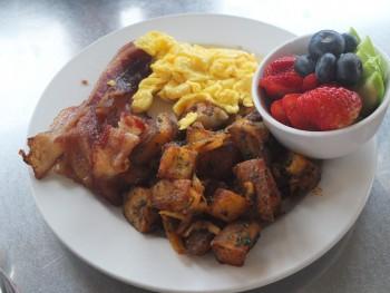 Skillet Diner Your Way Sub Fruit