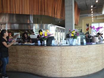 Portage Bay Cafe SLU Entry Counter