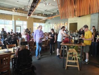 Portage Bay Cafe SLU Dining