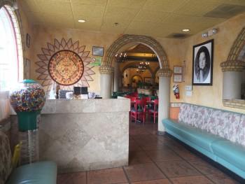 Azteca Entryway