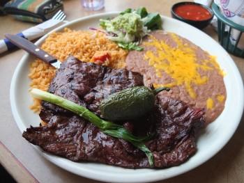 Azteca Carne Asada