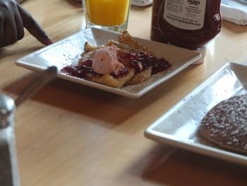Portage Bay Cafe SLU Swedish Pancakes