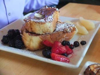 Portage Bay Cafe SLU Classic French Toast