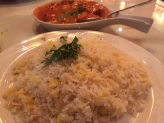 Saffron Grill Butter Chicken & Rice