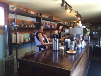 Ampersand Cafe Barista Bar
