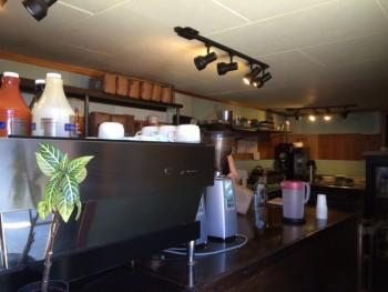 Ampersand Cafe Espresso Machine