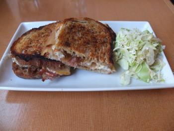 Porkchop & Co. Sandwich & Slaw