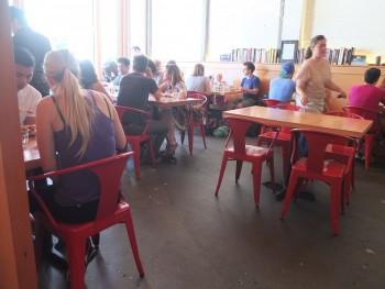 Porkchop & Co. Dining Area
