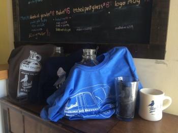 Bluebird Ice Cream T-shirts, etc.