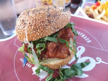 Lardo Hawthorne Chicken Sandwich
