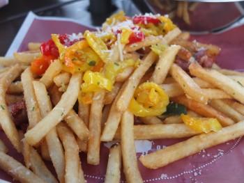 Lardo Hawthorne Dirty Fries