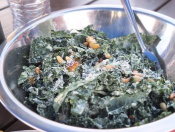 Lardo Hawthorne Kale Caesar