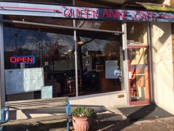 Queen Anne Cafe
