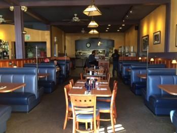 Queen Anne Cafe Inside