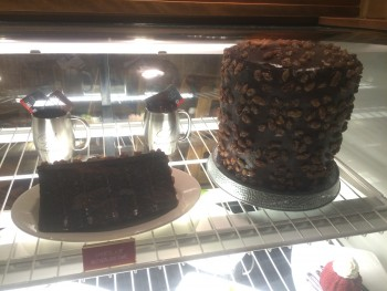 Claim Jumper Chocolate Cake