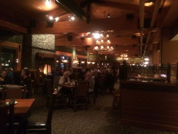 Claim Jumper Dining Room