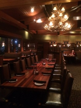 Claim Jumper Seating