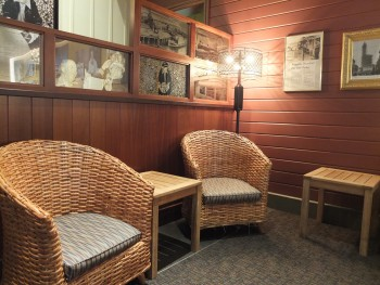 Ivar's Lobby Seating