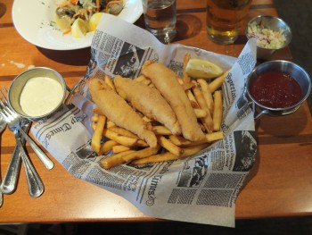 Ivar's Fish 'n Chips