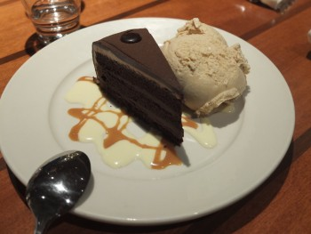 Ivar's Chocolate Dessert