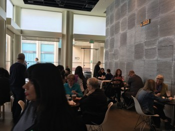 LACMA C+M Busy Cafe 2