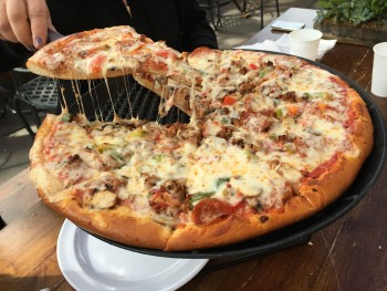 Gina's Pizza House Special Slice o' Pie
