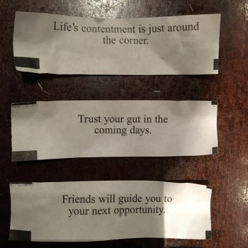 PF Chang's Fortune Cookies