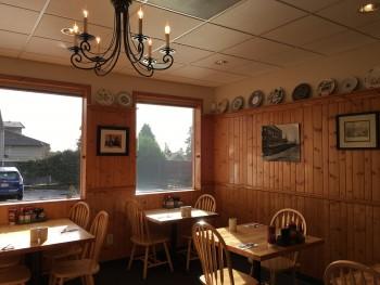 The Original Pancake House Dining Left