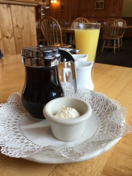 The Original Pancake House Maple Syrup & Butter