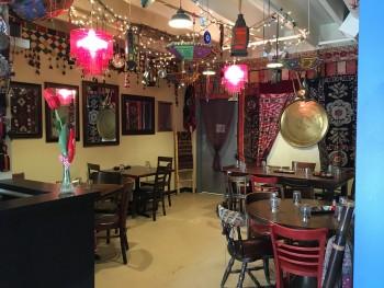 Cafe Turko Dining
