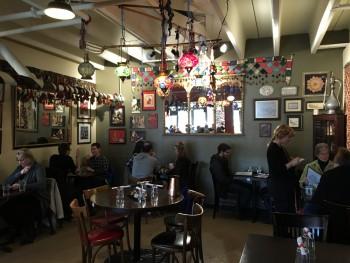 Cafe Turko Seating & Decor 2