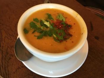 Cafe Turko Lentil Soup