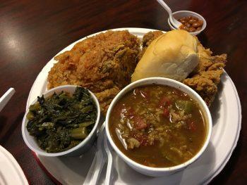 Chkn-N-Mo Fried Chicken Plate