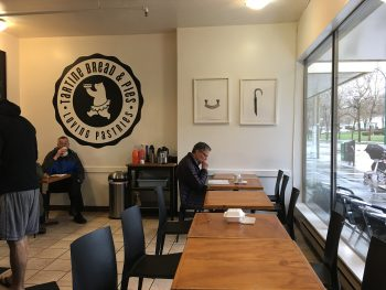 Tartine Bread & Pies Window Seating