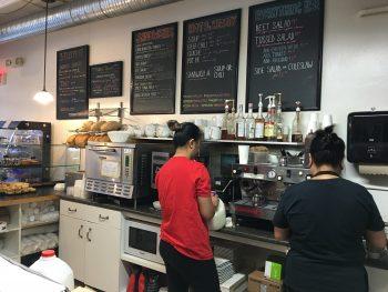 Tartine Bread & Pies Espresso Space