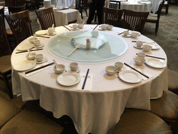 Sun Sui Wah Table Setting