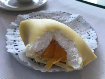 Sun Sui Wah Mango Dessert Inside