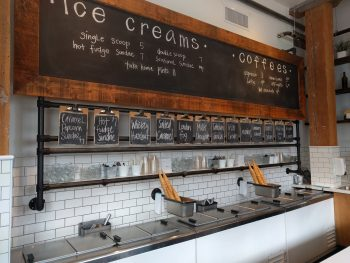 Earnest Ice Cream Quebec Street Seasonal Flavors
