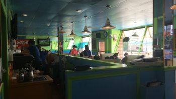 Tropicos Breeze Restaurant Left
