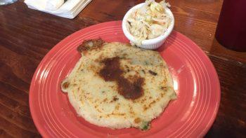 Tropicos Breeze Cheese & Jalapeño Pupusa