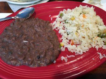 Tropicos Breeze Beans & Rice Side