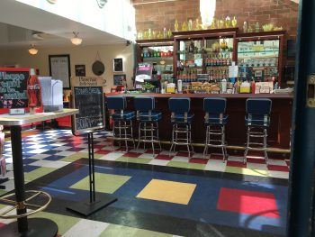 Green Light Diner Bar