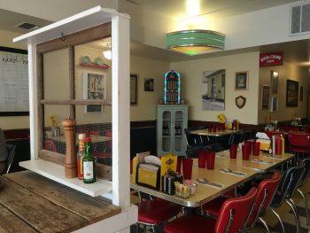 Green Light Diner Indoor Dining
