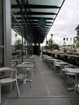 Great State Burger Patio 2
